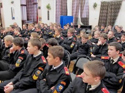 Nsnbr-doctor.net: Открытый урок против наркотиков в 1-м Московском кадетском корпусе  IMG_0289