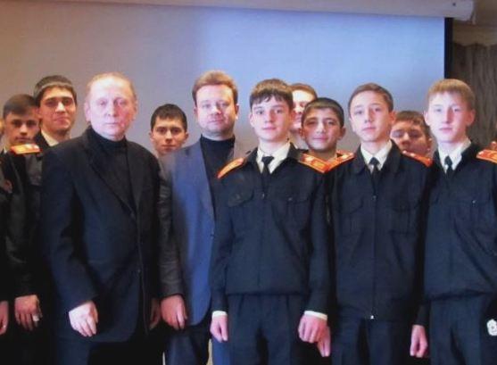 Россия. Москва. 22 марта 2012 года. Московский кадетский корпус полиции. kd_pol_1_1